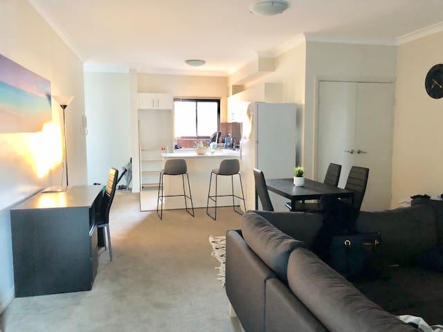 Large bedroom in Sydney