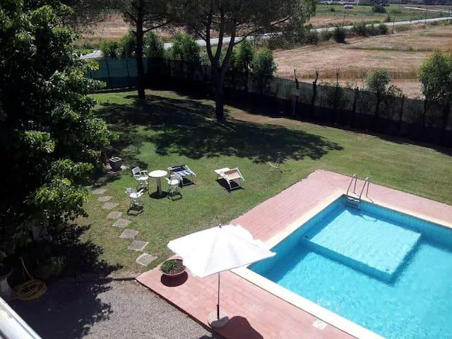 Villa Deluxe nella campagna toscana-swimmingpool