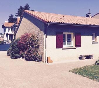 Maison calme facilement accessible - Aubière