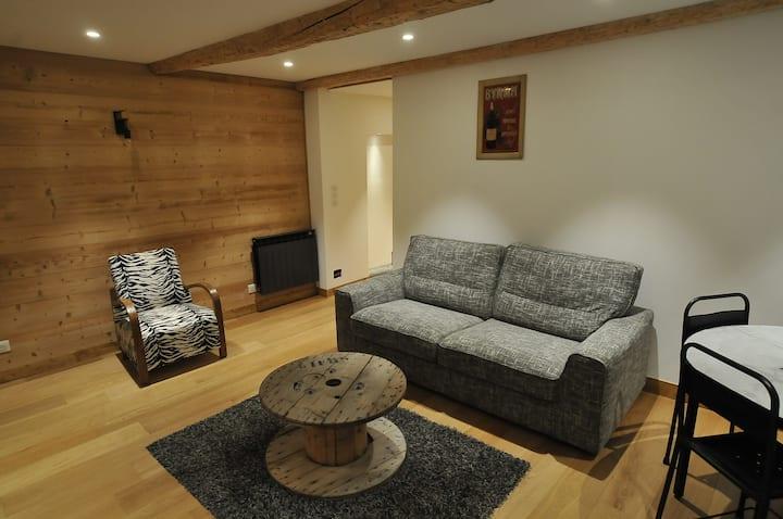 3 pièces cosy idéal pour un séjour en famille
