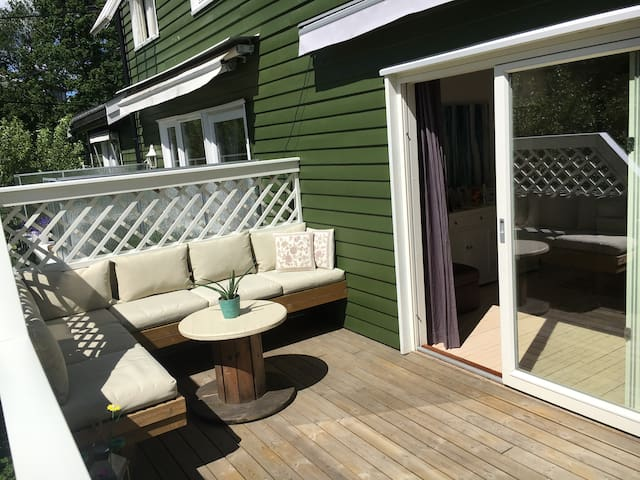Townhouse - 15min. by subway to Oslo city centre