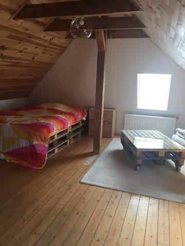 Ausgebauter Dachboden - Hannover - Hus