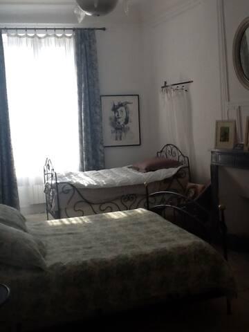 Bel apartement dans ancien hotel particulier 17eme