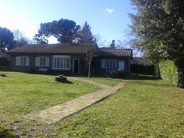 Villa Marianne - Manziana - Villa