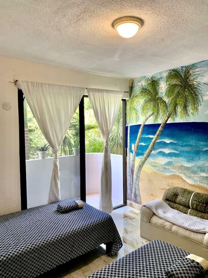 Habitación Cancun 2