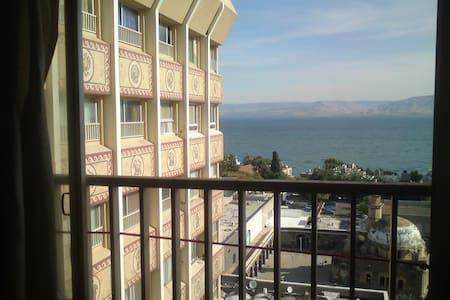 Cozy apartment in town center, Tiberias - Tiberias
