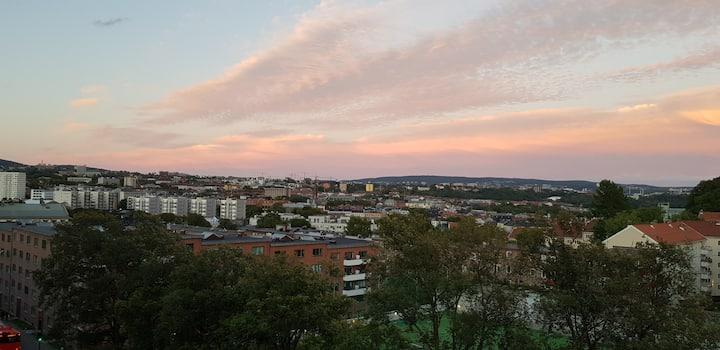 Fantastic view in central Oslo!