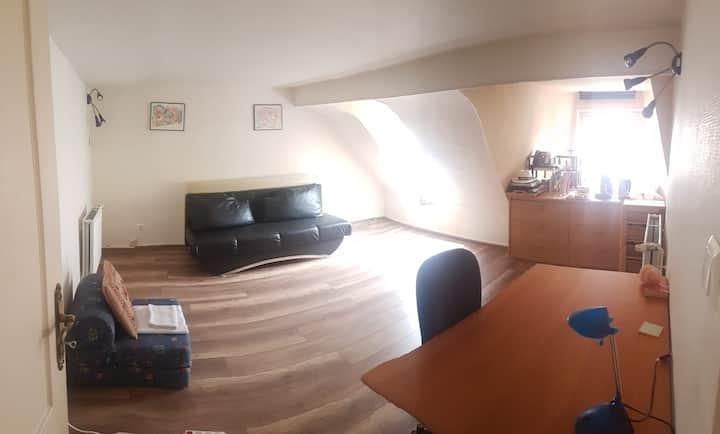Cosy room in center of Dudelange