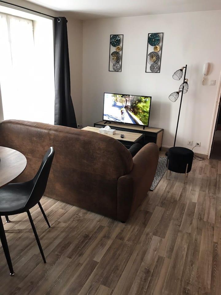Appartement Emmanuel centre Cherbourg