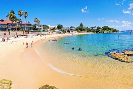 Camp Cove Tropical Retreat at Watsons Bay