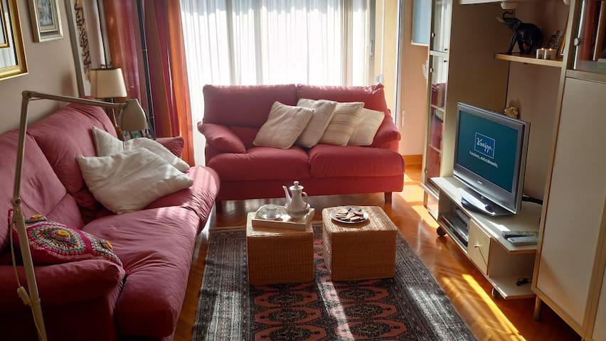 Acogedora habitación en el centro de El Prat.
