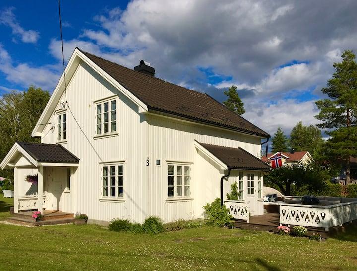 Feriehus i Telemark