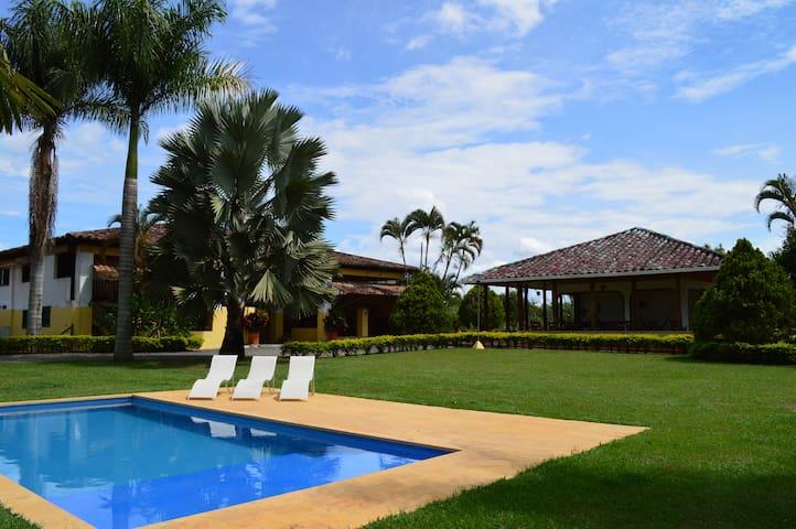 Hacienda Bonanza (eje cafetero) - Valle del Cauca - Outro