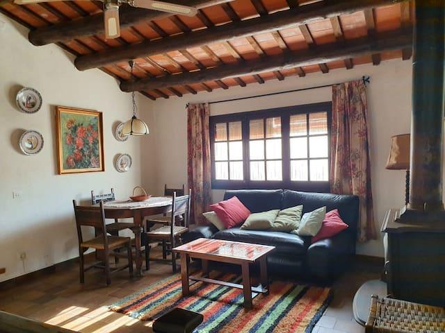 Can Mas Pere - Apartamento auténtico de pueblo