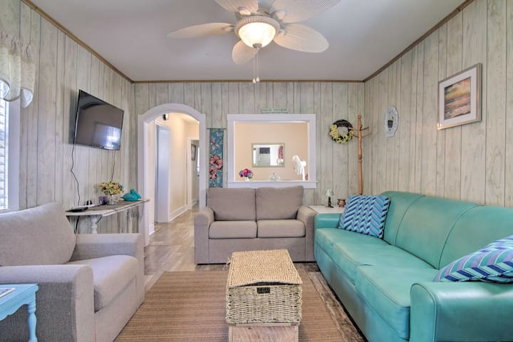 Millsboro Cottage w/Deck & Indian River Bay Views!