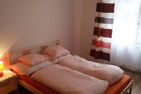 Quiet comfortable room for 2-3 persons - Praga - Apartament