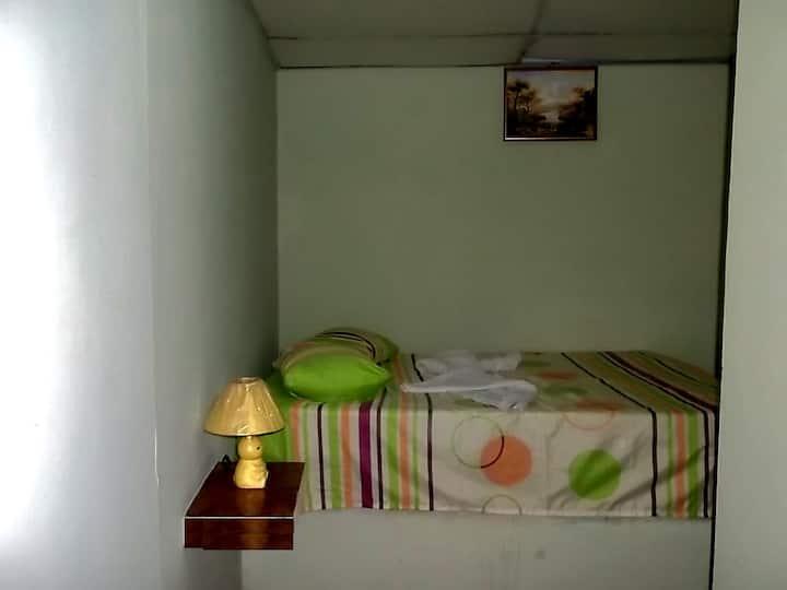 Alojamiento seguro
