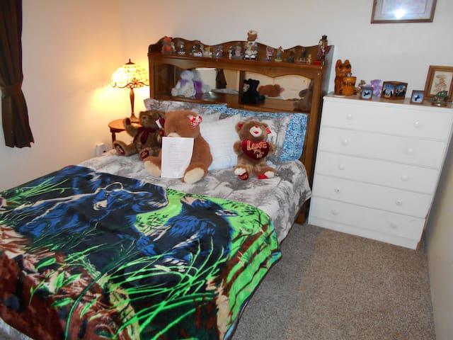 Heartfelt  Home Bear room