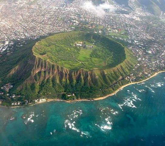 Take a Hike to the Peak of Diamond Head Crater
