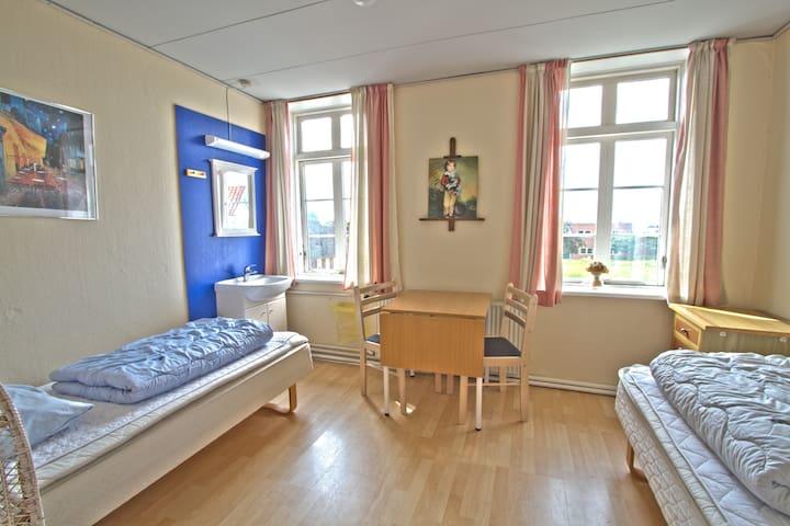 Dejlig lille værelse i Sønderborg - Sønderborg - Jiné