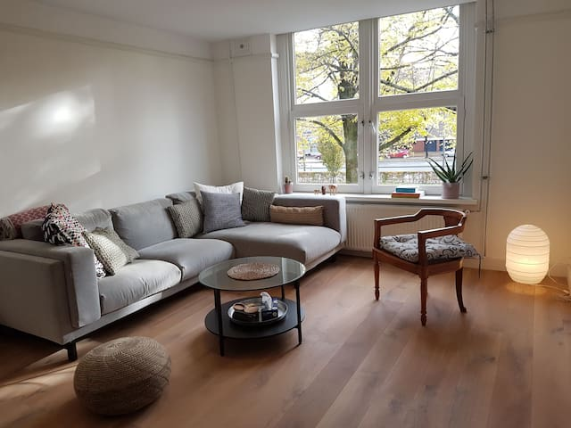 Nice and accessible Amsterdam spacious flat