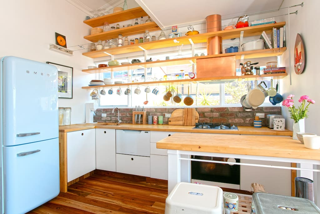 Our beloved kitchen!