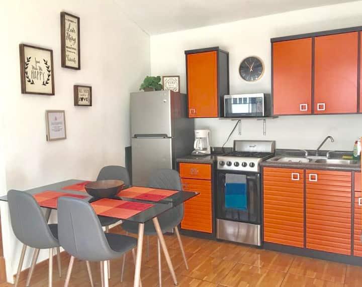 *Apartamento Familiar de dos Dormitorios  (WiFi)