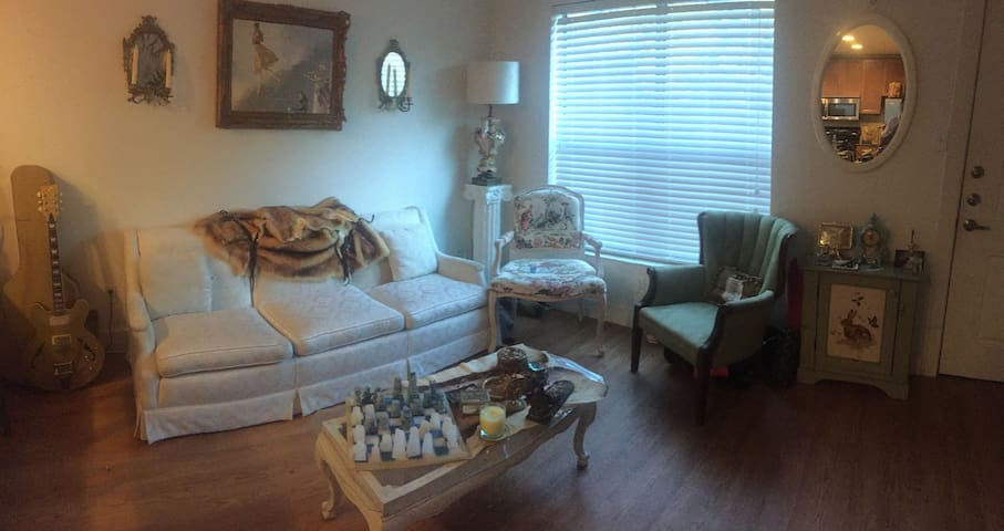 Chateau Victorian; 3.6 miles from ACL - Austin - Apartamento