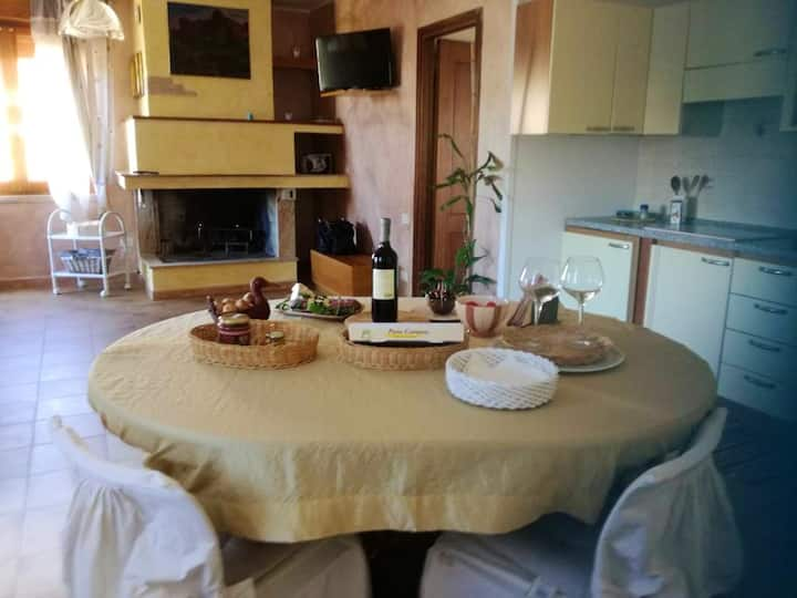 Apartment with 2 bedrooms in Quartu Sant'Elena, with furnished garden - 300 m from the beach