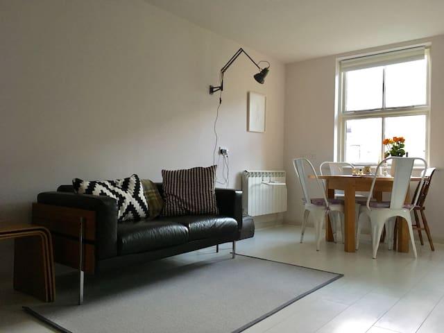 Double room - stylish flat in London Fields - London  - Lägenhet