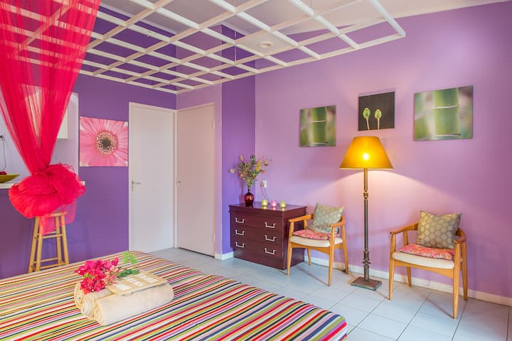 Budget friendly studio in center Willemstad. Dushi