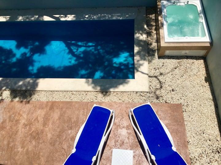 Julian Villa+Pool+Jacuzzi+High Speed Internet+Bike