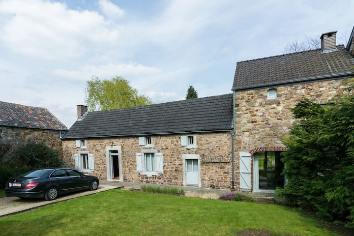 Beautiful Cottage with Private Swimming Pool in Ardennes