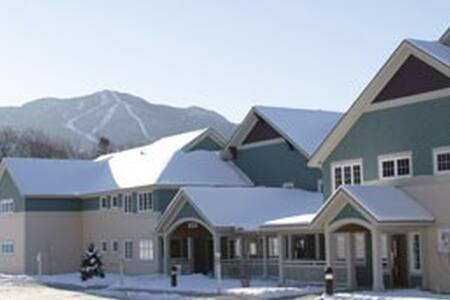 Smugglers Notch 2 Br Ski Rental-Smuggs Vermont - Cambridge - Devremülk