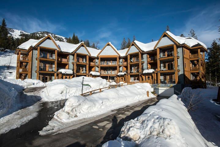 Premium Condo at Red Mountain Resort