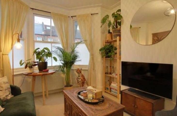 Cosy 1 bedroom apartment situated near Lloyd park.