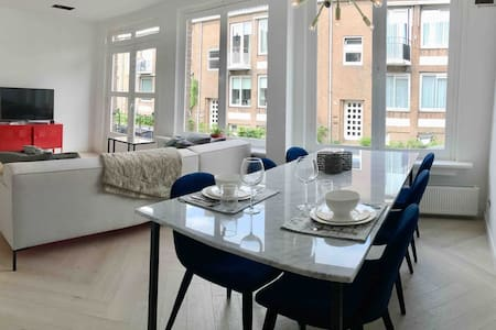 Modern & clean apartment in a great neighborhood