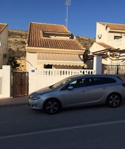 3 Bed villa in Alacante  Spain with shared pool - Rojales - Haus