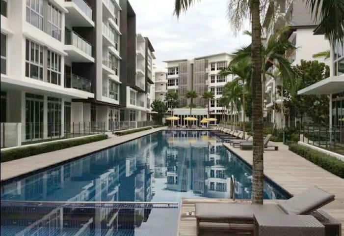 Beautiful nice condo near MRT - Singapore - Apartment