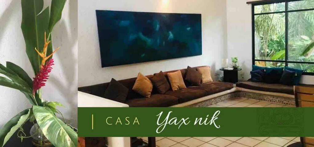 Cozumel Casa YAX-NIK, Unique 2BDRM House