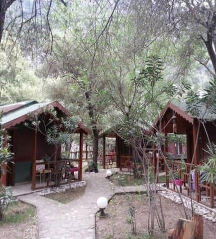 Antalya Çıralı'da bungalov - Çıralı - Bungalow