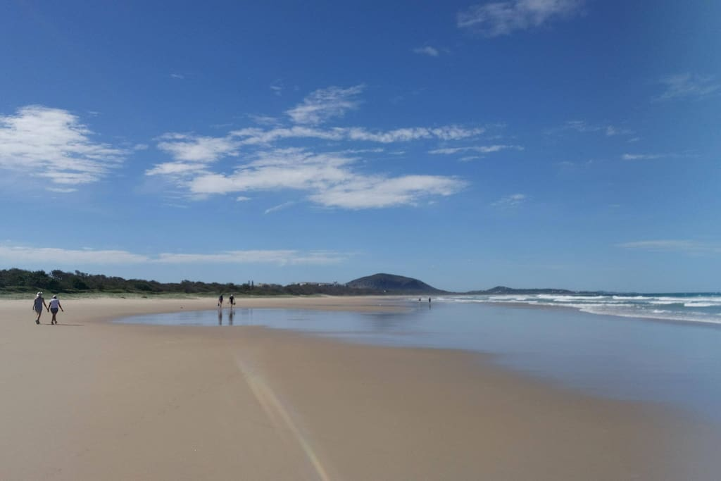 Beautiful Marcoola Beach