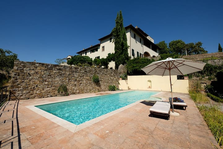 Villa in florence hills with pool - Florence - Vila