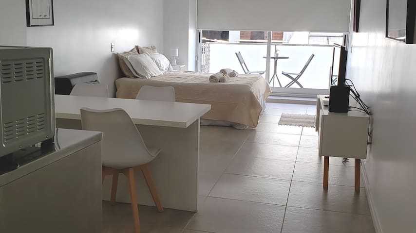 Luz, relax, amenities en Palermo exclusivo!