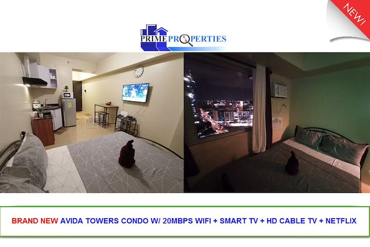 Brand new Avida Towers Davao Studio Condo!