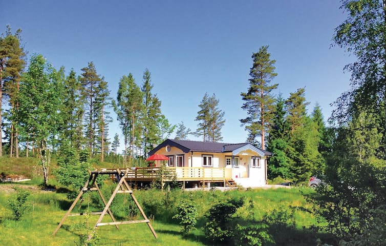 Holiday cottage with 2 bedrooms on 41m² in Färgelanda