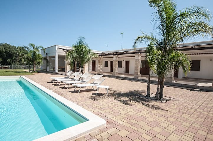 B&B in the heel of Italy's boot - San Vito dei Normanni - Bed & Breakfast