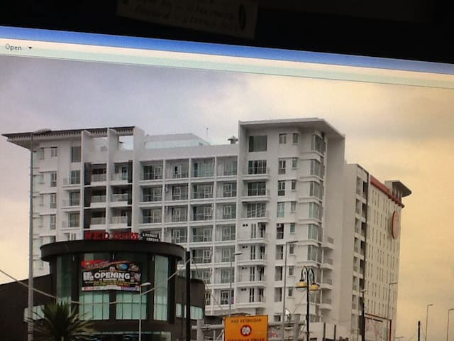 Taiping Centra Point Suite - Kamunting - Flat