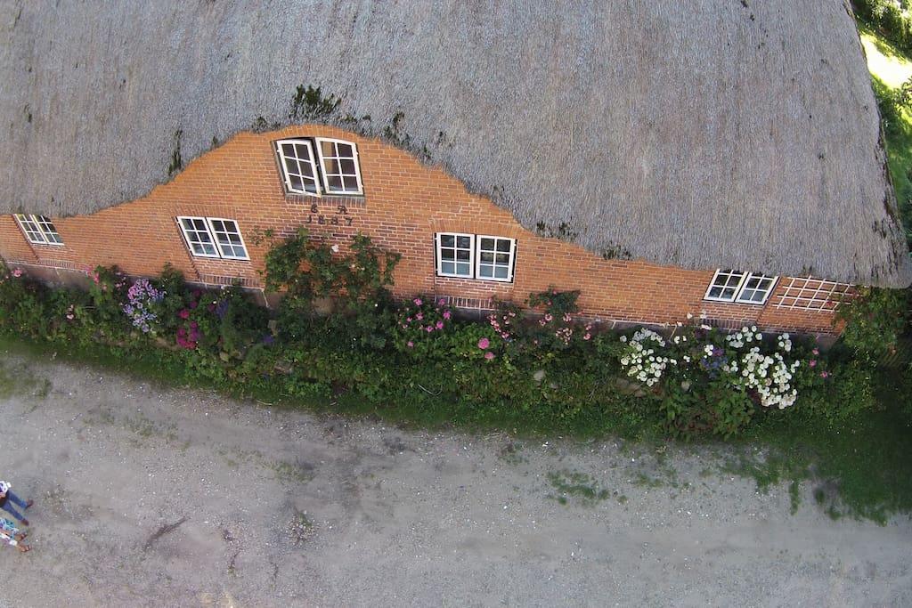 Haus Vorderseite, Parkplätze