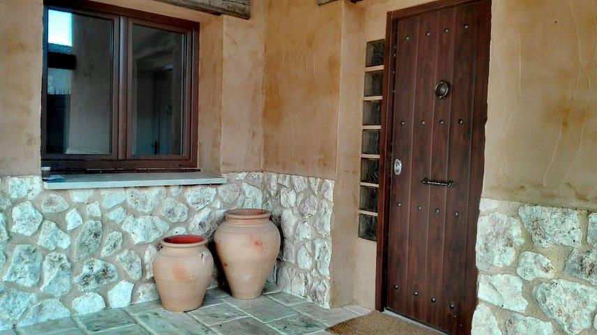 Preciosa casa y gran jardín - Villanueva de san mancio - Casa
